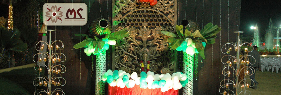 South Indian Style Wedding Theme Decoration